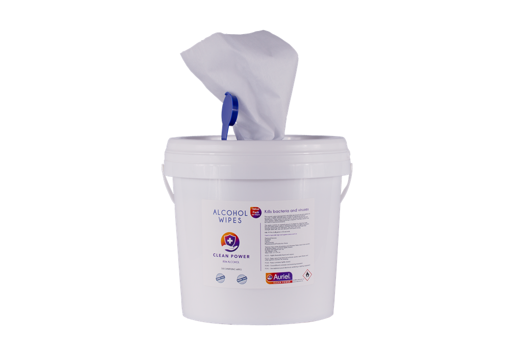 Alcohol Surface Wipes Scotland