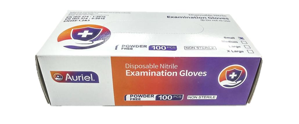 Nitrile Gloves Scotland