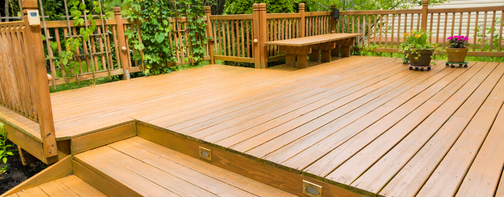 Wood Decking Cleaner
